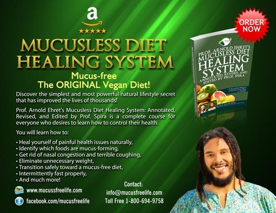 mucusless diet pdf