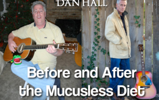 Before and After Dan Hall