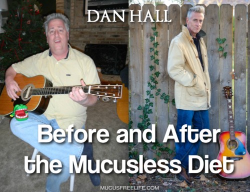 (Live Event) Prof. Spira Interviews Dan Hall about How the Mucusless Diet Saved His Life