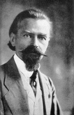 Biografía de Arnold Ehret por el Prof. Spira