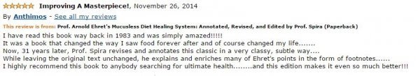 Anthimos Amazon Review