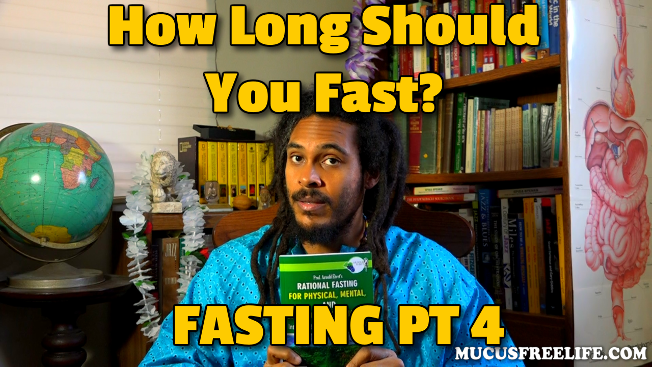how long to fast