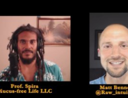 [VIDEO] Prof. Spira Interviewed by Matt Bennett for Raw Intuition Inside Scoop