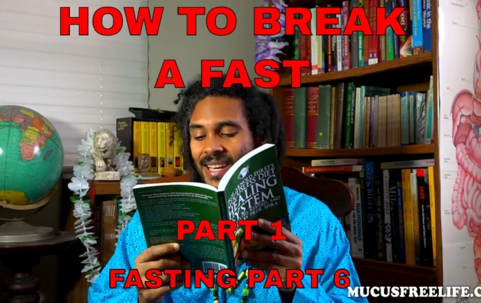 How to Break a Long Fast