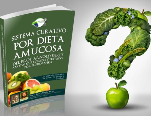 Preguntas acerca de la Lección de Recetas Vegetarianas en la Dieta Amucosa anotada
