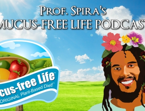 [NEW] Prof. Spira's MUCUS-FREE LIFE PODCAST – How to See or Listen to the Podcast