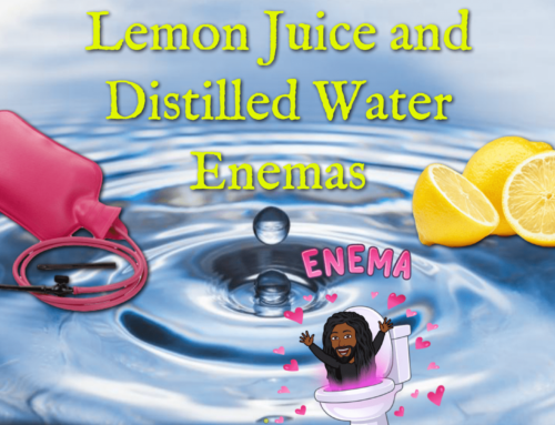 "How to Do a Lemon Juice Enema: The Definitive ""Lemona"" Tutorial"